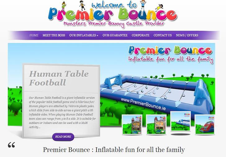 Premier Bounce