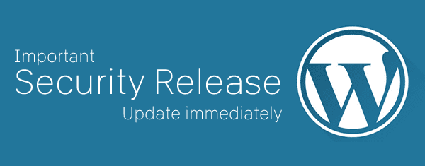 WordPress 4.1.2 Security Release – Update Immediately