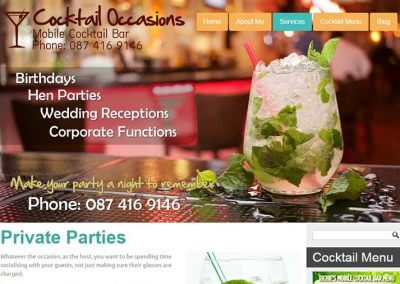 Cocktail Occasions