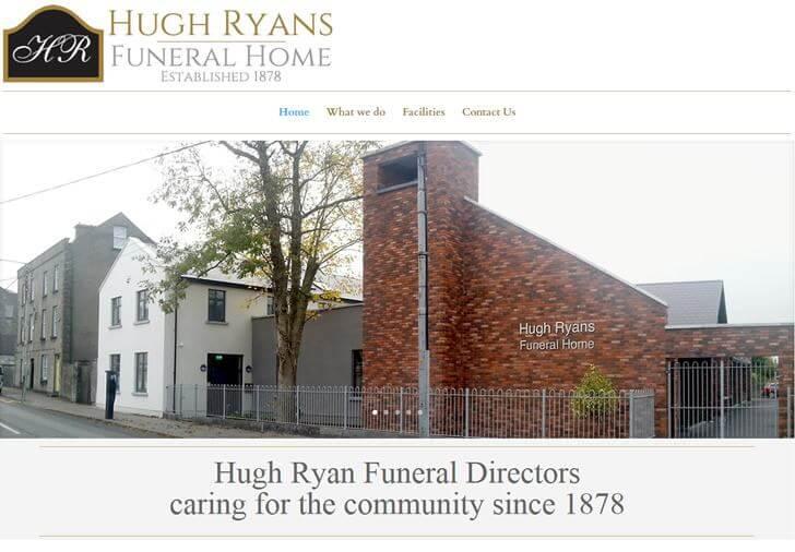 Hugh Ryans Funeral Home