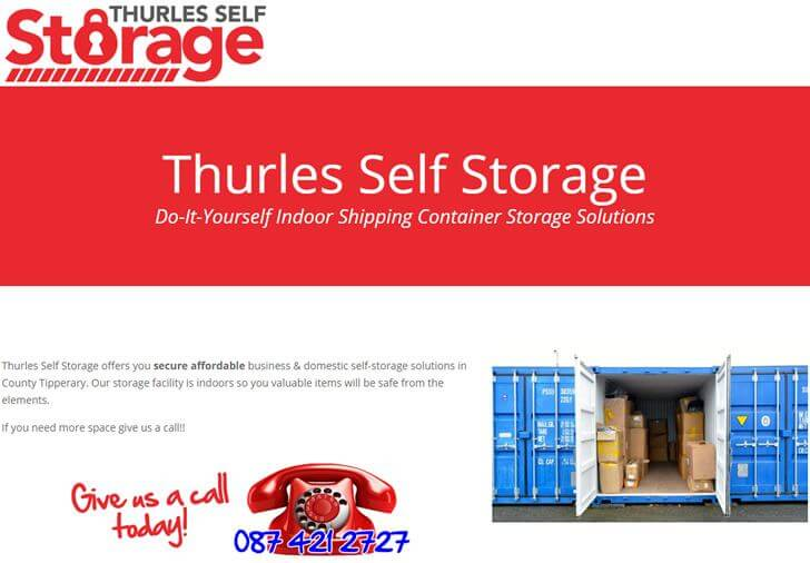 Thurles Self Storage