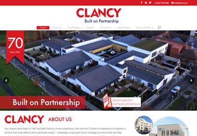 Clancy Construction