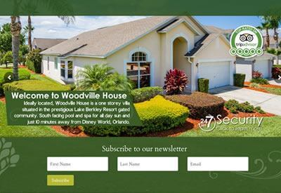 Woodville Villa Orlando