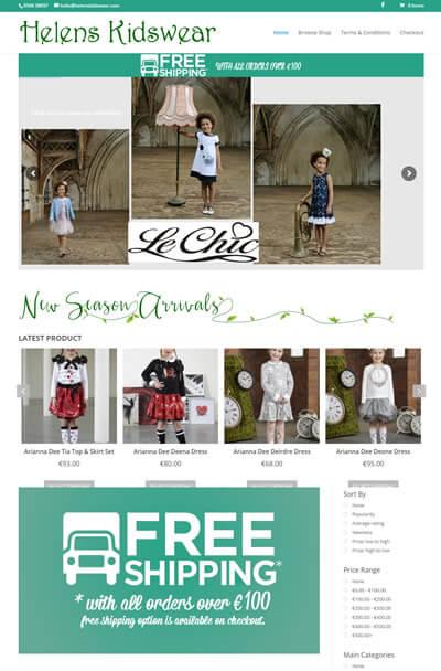 Helens Kidswear